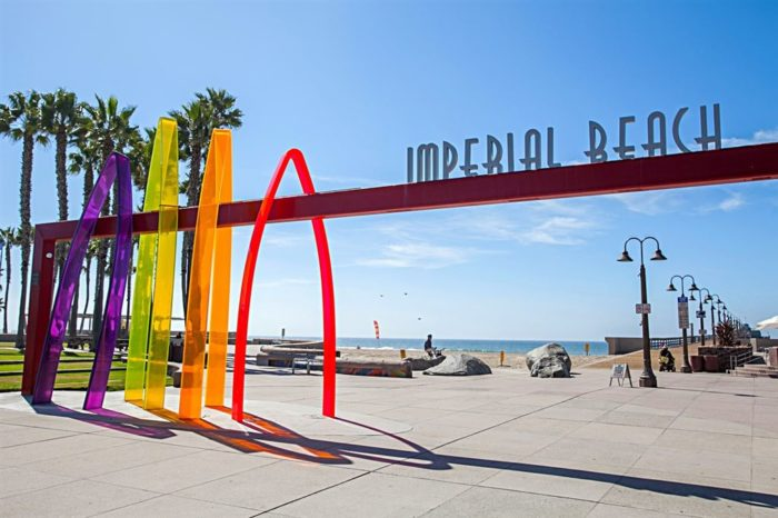 San Diego vacation rentals - Imperial Beach Pier
